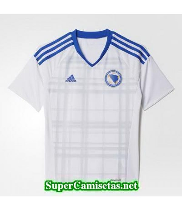 Segunda Equipacion Camiseta Bosnia 2016/17