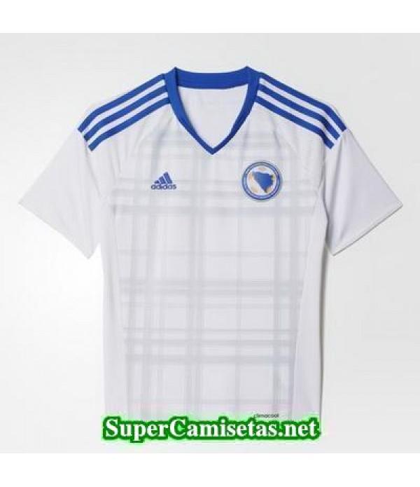Tailandia Segunda Equipacion Camiseta Bosnia 2016/17
