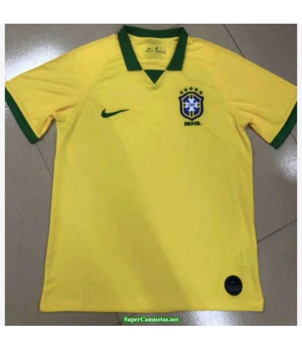 Primera Equipacion Camiseta Brasil 2019/20