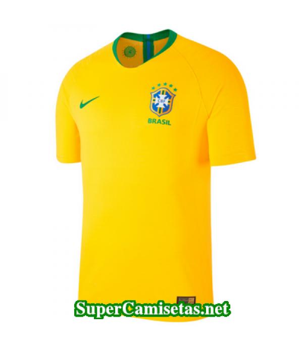 Primera Equipacion Camiseta Brasil Copa Mundial 20...