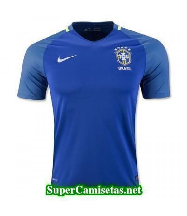 Segunda Equipacion Camiseta Brasil Copa America 2016