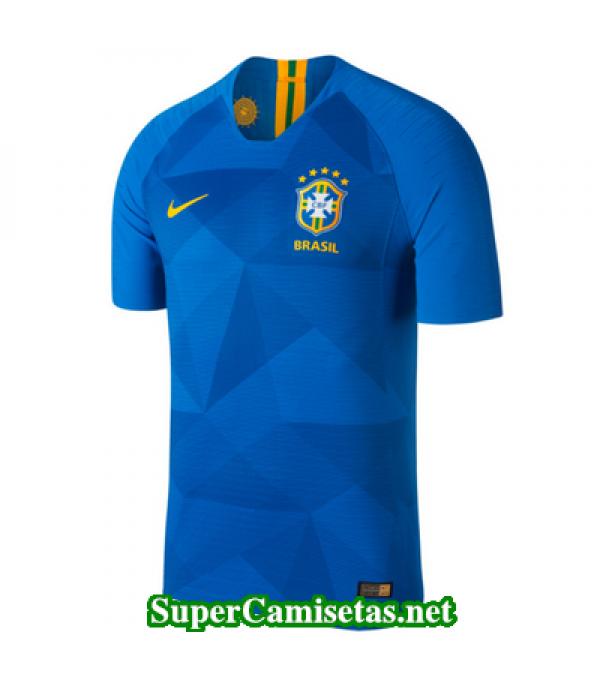 Segunda Equipacion Camiseta Brasil Copa Mundial 20...