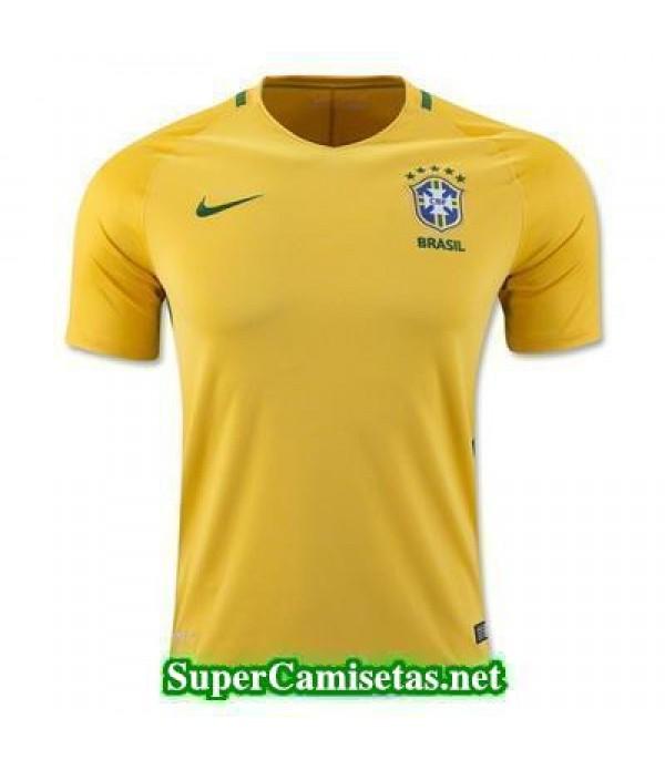 Tailandia Primera Equipacion Camiseta Brasil Copa America 2016