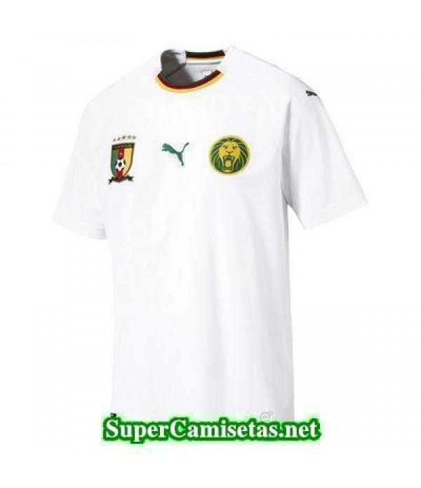 Segunda Equipacion Camiseta Camerun 2018 2019