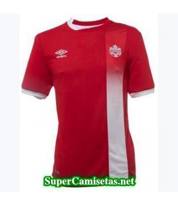 Primera Equipacion Camiseta Canada 2016/17