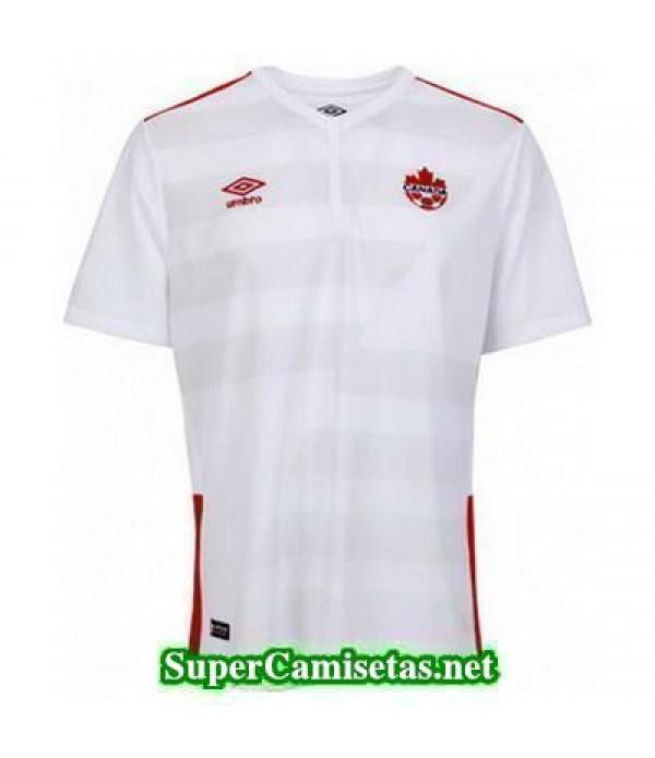 Segunda Equipacion Camiseta Canada 2015/16