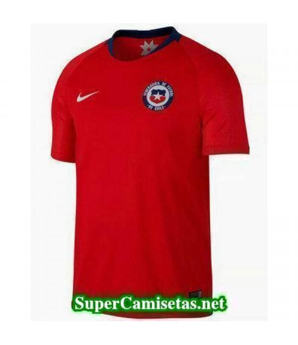 Primera Equipacion Camiseta Chile 2018 2019