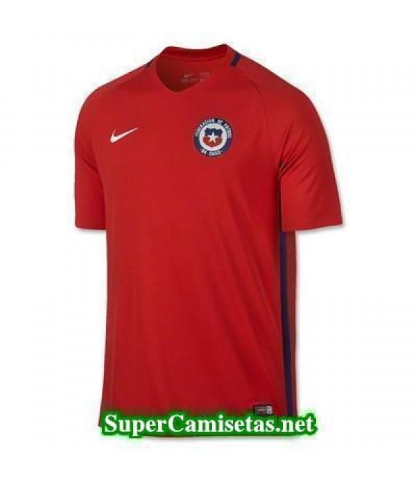 Primera Equipacion Camiseta Chile Copa America 2016