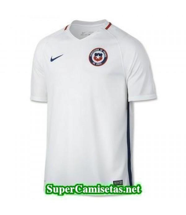 Segunda Equipacion Camiseta Chile Copa America 2016