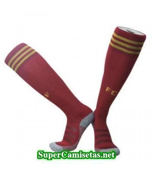 calcetines Colombia baratas Rojo 2018 2019