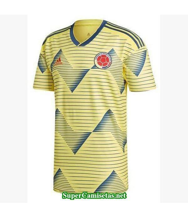 Primera Equipacion Camiseta Colombia 2019 2020