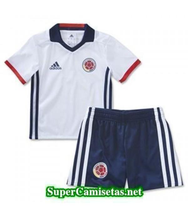 Primera Equipacion Camiseta Colombia Ninos Copa America 2016