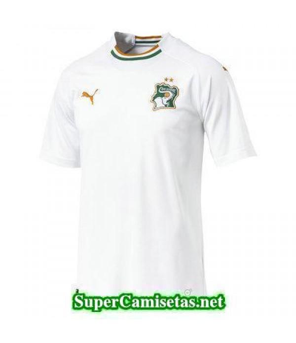 Segunda Equipacion Camiseta Costa de Marfil 2018 2019