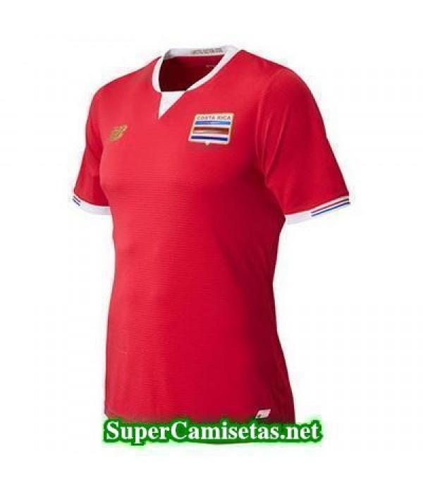 Primera Equipacion Camiseta Costa Rica Copa America 2016