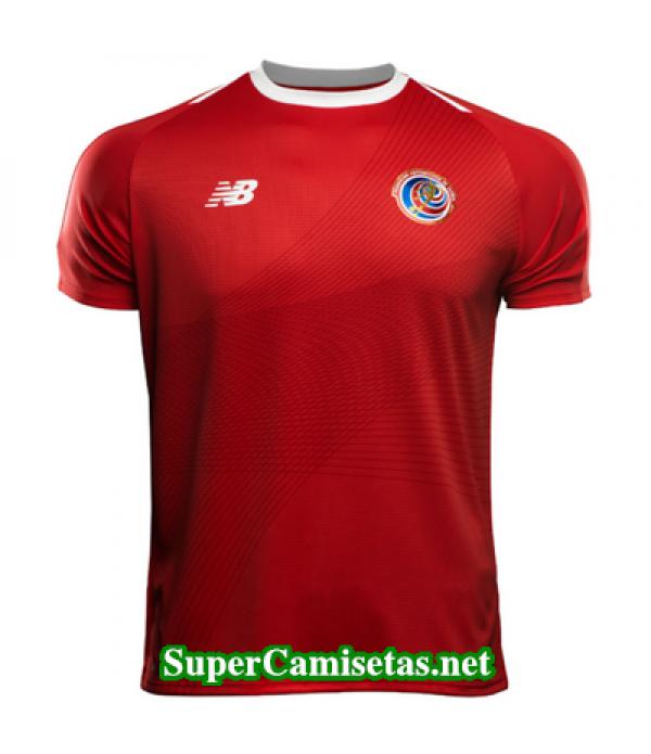 Primera Equipacion Camiseta Costa Rica Copa del Mundo 2018