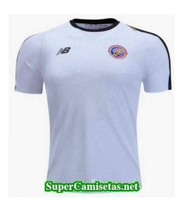 Segunda Equipacion Camiseta Costa Rica 2018/19