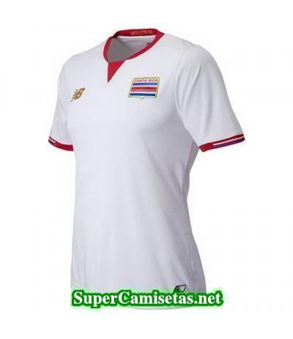 Segunda Equipacion Camiseta Costa Rica Copa America 2016