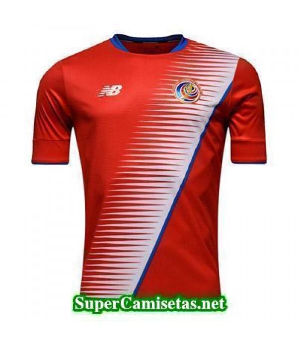 Tailandia Primera Equipacion Camiseta Costa Rica 2016/17