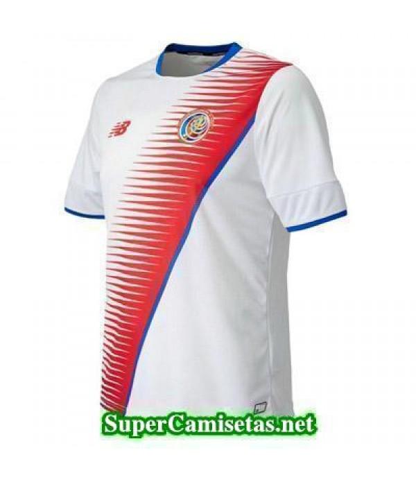 Tailandia Segunda Equipacion Camiseta Costa Rica 2016/17