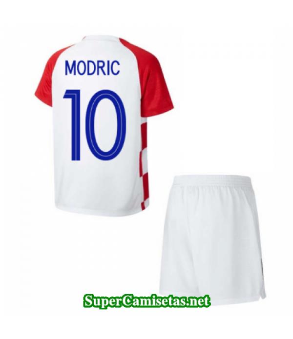 Primera Equipacion Camiseta Inglaterra Ninos Modric Copa Mundial 2018