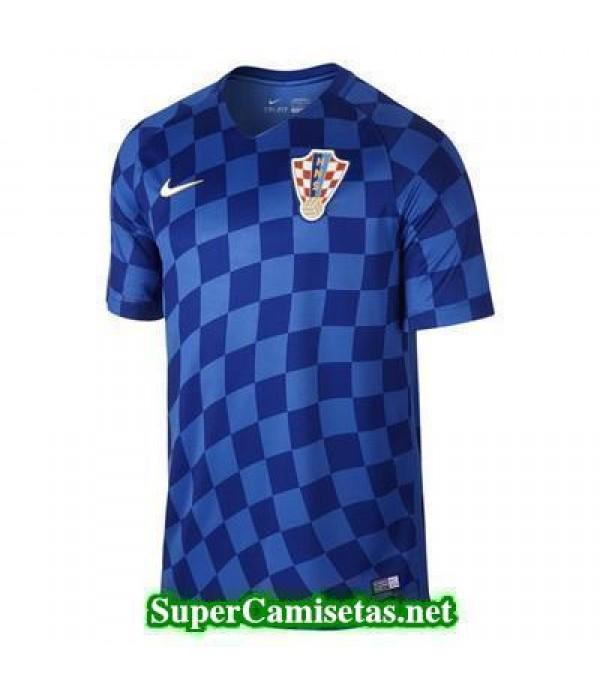 Tailandia Segunda Equipacion Camiseta Croacia Eurocopa 2016