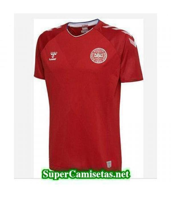 Primera Equipacion Camiseta Dinamarca Copa Mundial 2018
