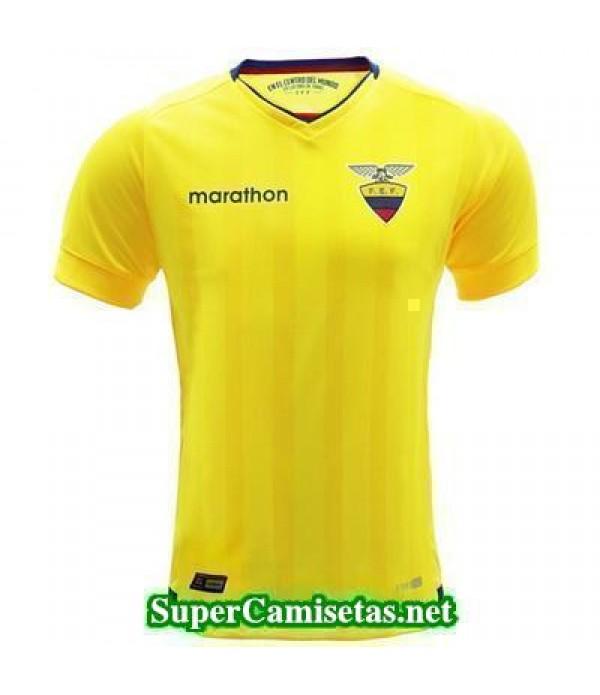 Tailandia Primera Equipacion Camiseta Ecuador 2015-2017