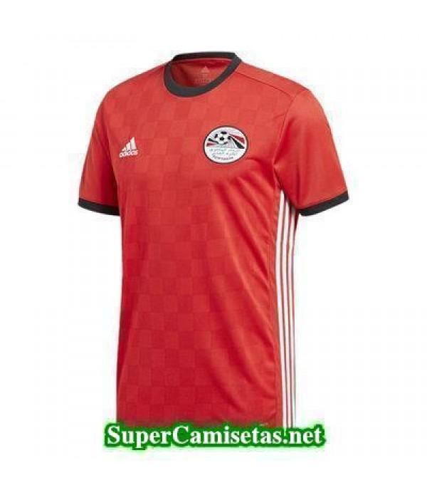 Primera Equipacion Camiseta Egipto Copa Mundial 2018