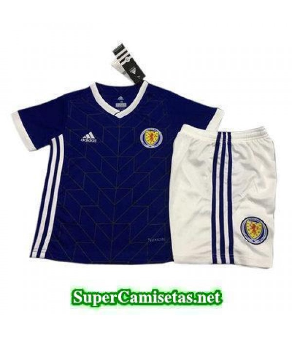 Primera Equipacion Camiseta Escocia Ninos 2018 2019