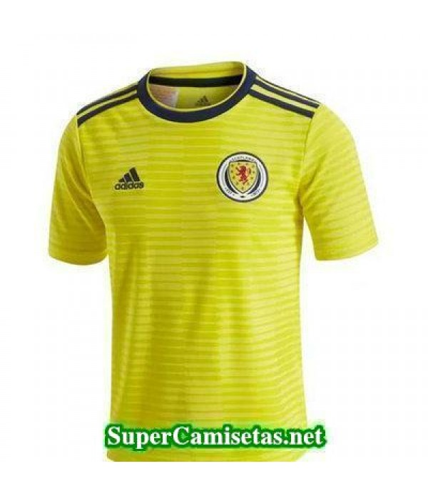 Segunda Equipacion Camiseta Escocia 2018 2019