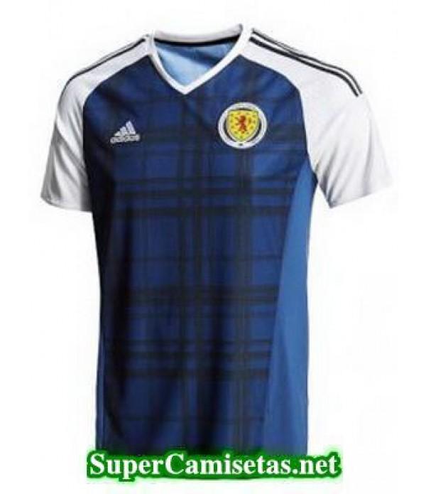 Tailandia Primera Equipacion Camiseta Escocia Eurocopa 2016