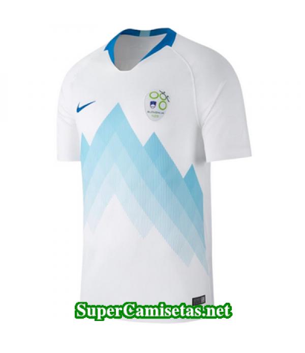 Primera Equipacion Camiseta Eslovenia 2018 2019