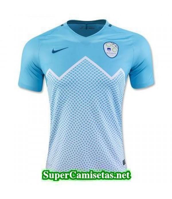 Primera Equipacion Camiseta Eslovenia Eurocopa 2016