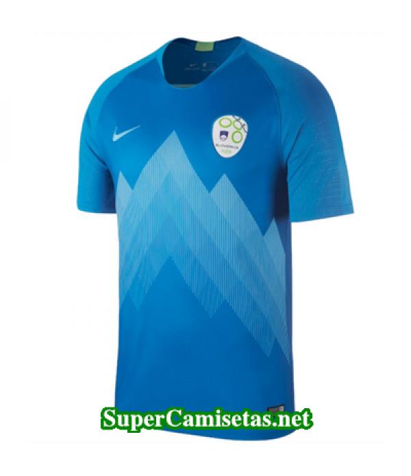 Segunda Equipacion Camiseta Eslovenia 2018 2019
