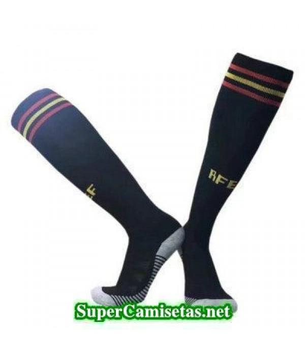 calcetines Espana baratas Negro 2018 2019