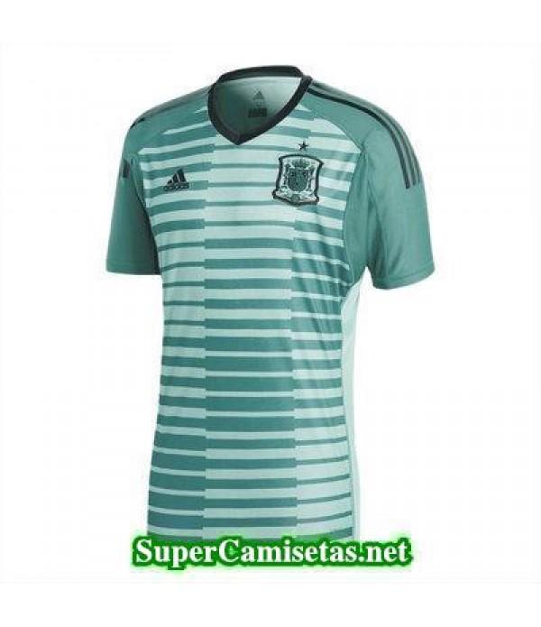 Portero Equipacion Camiseta Espana Copa Mundial 20...
