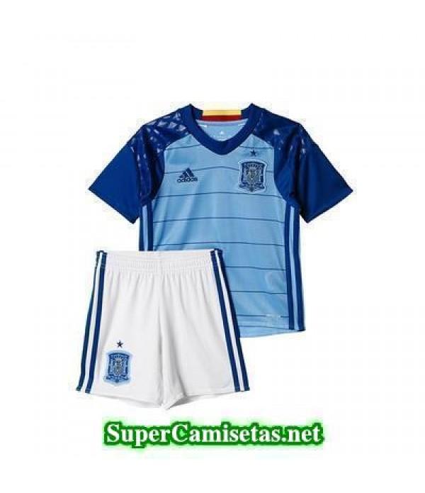 Portero Equipacion Camiseta Espana Ninos Eurocopa ...