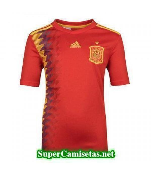 Primera Equipacion Camiseta Espana Copa Mundial 20...