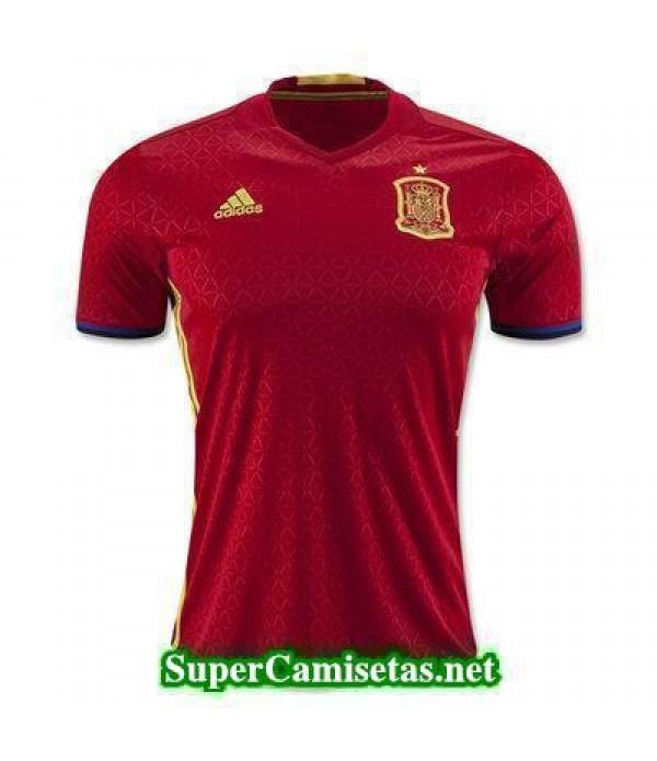 Tailandia Primera Equipacion Camiseta Espana Euroc...