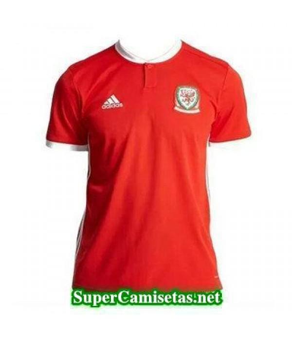 Primera Equipacion Camiseta Gales 2018 2019