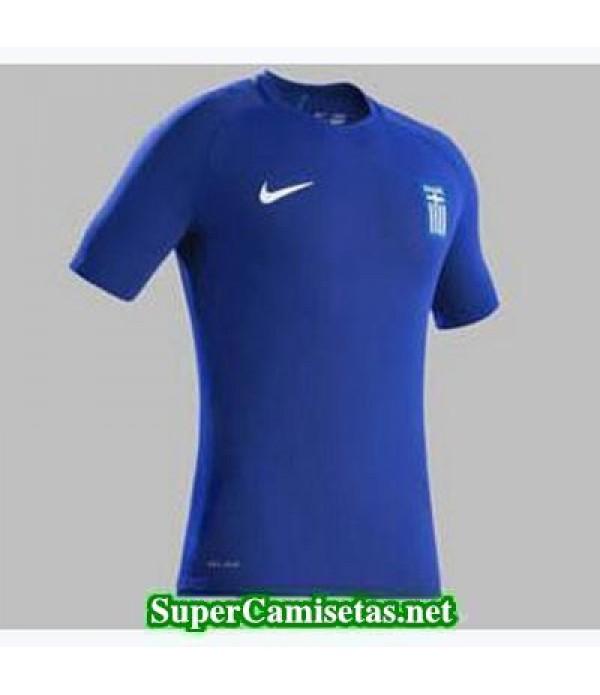Segunda Equipacion Camiseta Grecia Eurocopa 2016