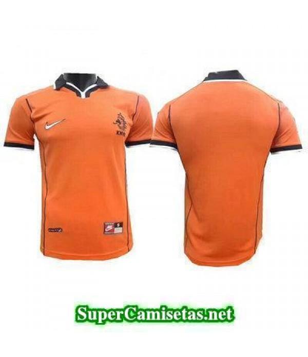 Tailandia Camiseta Holanda clasicas 1998