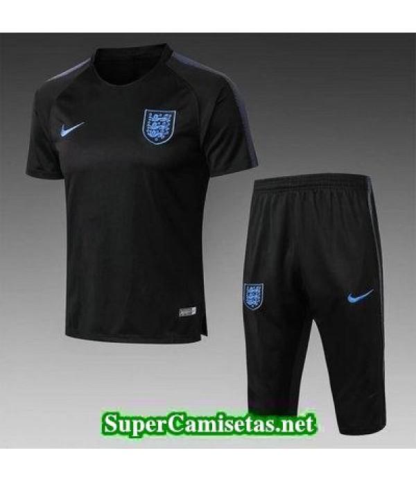 camiseta entrenamiento Inglaterra Azul oscuro 2018 2019