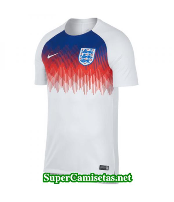 camiseta entrenamiento Inglaterra Blanco 2018 2019