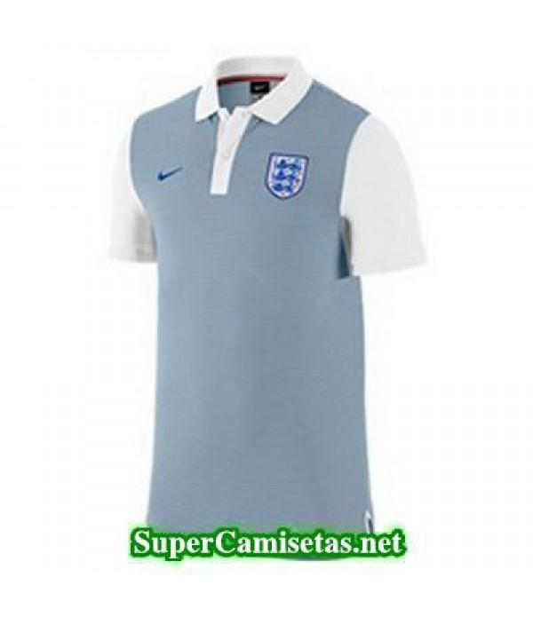 Camiseta polo Inglaterra blanco Eurocopa 2016