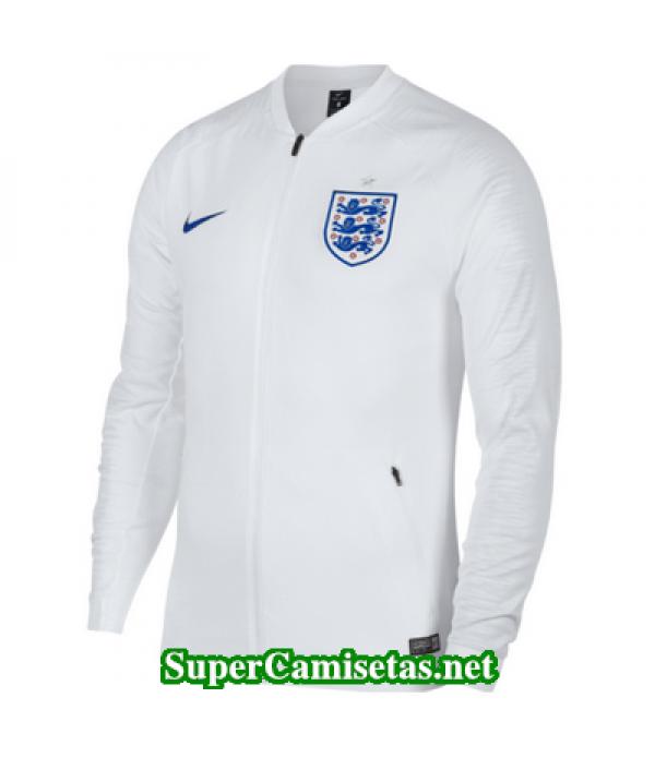Chaquetas Inglaterra Blanco 2018 2019 baratas