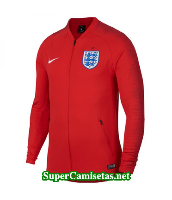 Chaquetas Inglaterra Rojo 2018 2019 baratas