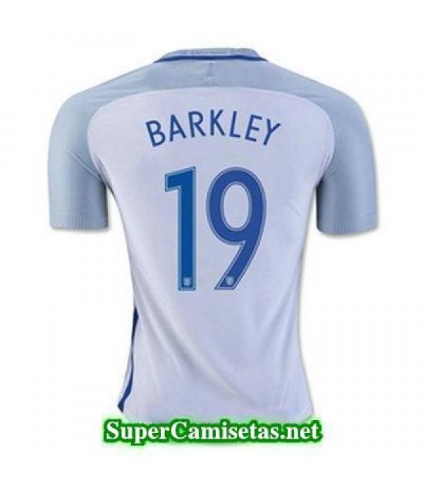 Primera Equipacion Camiseta Inglaterra BARKLEY Eurocopa 2016