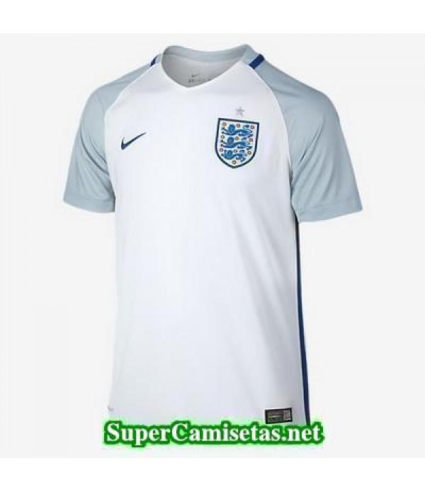 Primera Equipacion Camiseta Inglaterra Eurocopa 2016
