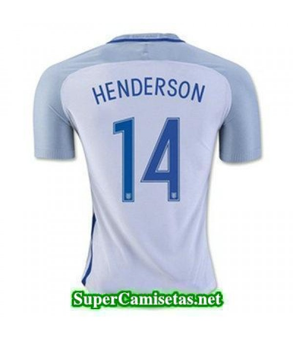 Primera Equipacion Camiseta Inglaterra HENDERSON Eurocopa 2016